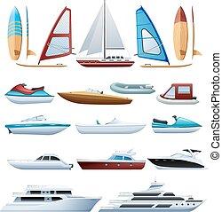 ikonok, széllovas, csónakázik, állhatatos, lakás