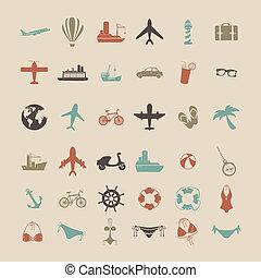 ikony, podróż