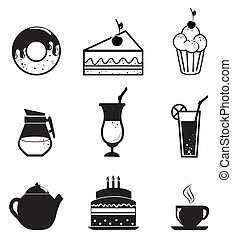 ikony, wyroby cukiernicze