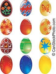 ikra, állhatatos, húsvét