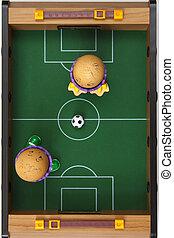 ikra, játék futball