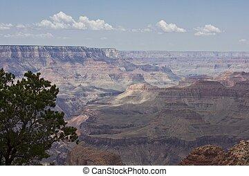 il, bellezza, di, grande canyon