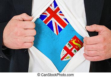 il, figi, bandiera