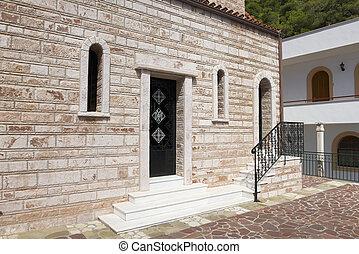 il, monastero, di, st., patapios