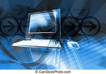 il technologie, business