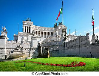Vittoriano in Piazza Venezia
