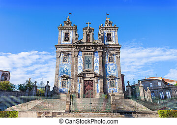 ildefonso, saint, église