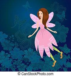 ildflue, fairy