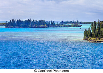 Iles des Pins, New Caledonia, South Pacific