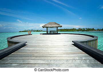 ilha, cabina