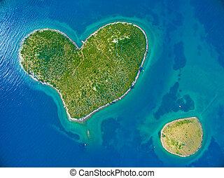 ilha,  galesnjak, Croácia