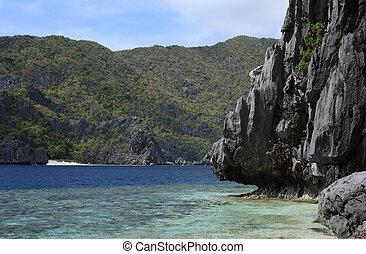ilha, tropica