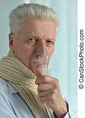 ill Senior man