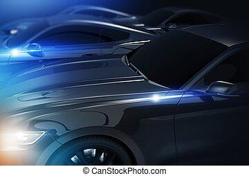 Night Street Racing Concept
