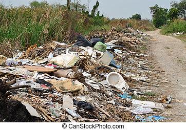 Illegal Roadside Dumping