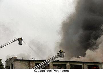 illeték, firefighters