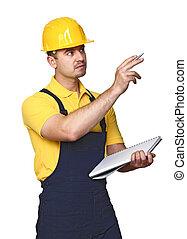 illeték, manual munkás