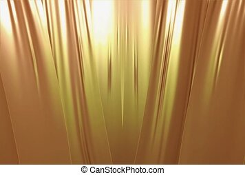 illuminate, curtain, natural