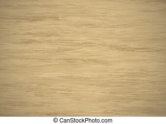 Illuminated beige wood surface texture - Digitally generated...