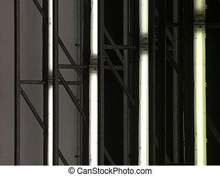 Illuminated Panel - Inner life of an illuminated panel with ...