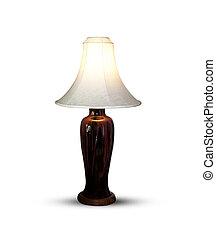 illuminazione, camera letto