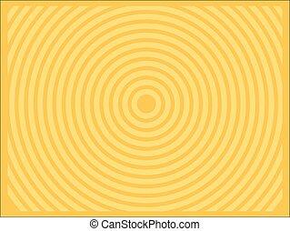 Illusion Circles Background