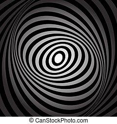 illusion., turbine, movimento