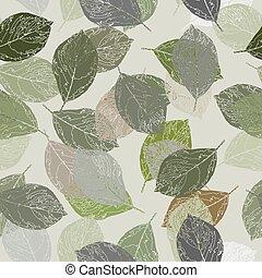 illust, pattern., seamless, camuflagem
