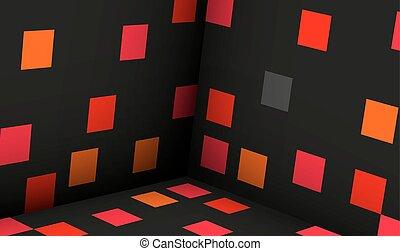 illustr , φόντο , ανάγω αριθμό στον κύβο , αφαιρώ
