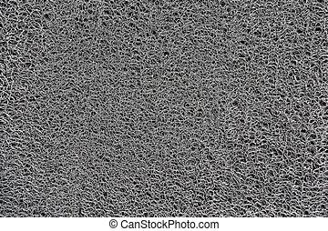 illustrated plastic fibre exture