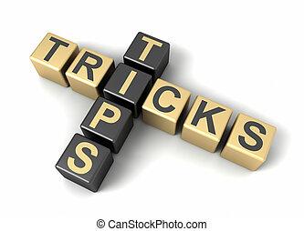 illustratie, trucs, concept, tips, 3d