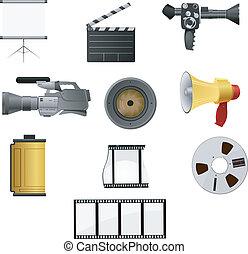 illustraties, vector, verzameling