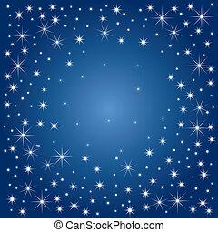 (illustration), קסם, כוכבים