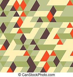 illustration., 壁, 抽象的, バックグラウンド。, cubes., 3d