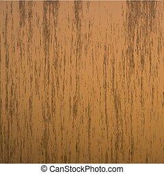 illustration, bois, seamless, texture, isolé, réaliste, vecteur, fond, bois dur