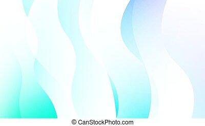 illustration., bunte, effect., muster, dynamisch, decke, book., kreativ, elegant, vektor, hintergrund
