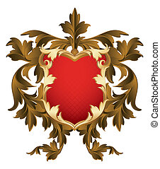 Coat of Arms - illustration - Coat of Arms
