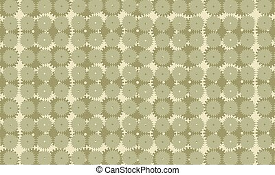 illustration., cogs, abstratos, pattern., camuflagem, vetorial, desenho, engrenagens, fundo, militar