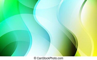 illustration., coloridos, effect., padrão, dinâmico, cobertura, book., criativo, elegante, vetorial, fundo