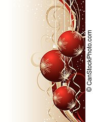 illustration contains the image of christmas