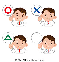 Illustration doctor incorrect answer
