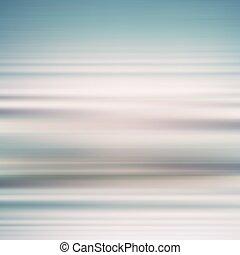illustration., experiência., onda, água, realístico,...