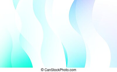 illustration., färgrik, effect., mönster, dynamisk, täcka, book., skapande, elegant, vektor, bakgrund