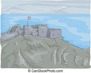 Castle of Saladin