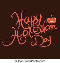 Illustration Happy Halloween