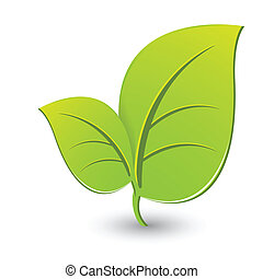 plant - illustration insulated green plant on white...