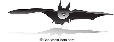 illustration of a bat