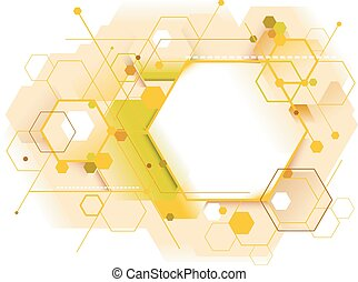 Beehive Abstract