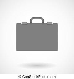 Illustration of  a breiefcase