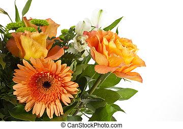 close up image of bouquet